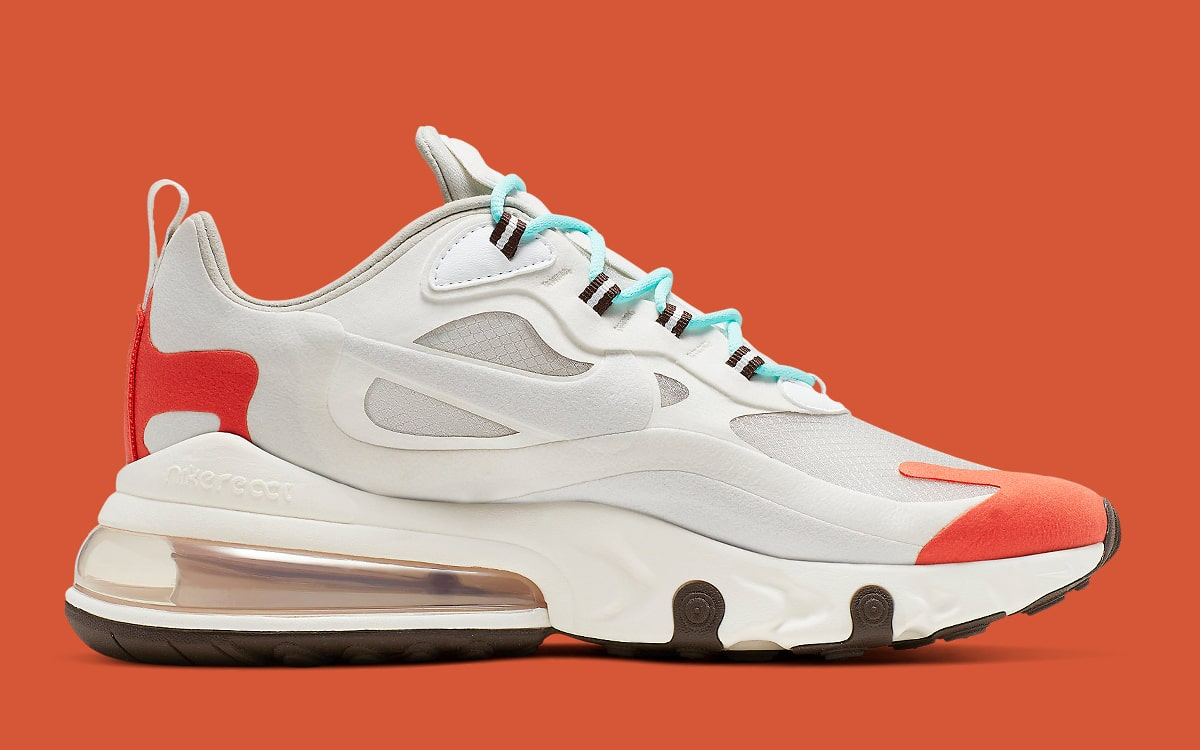 Available Now! The Nike Air Max 270 React