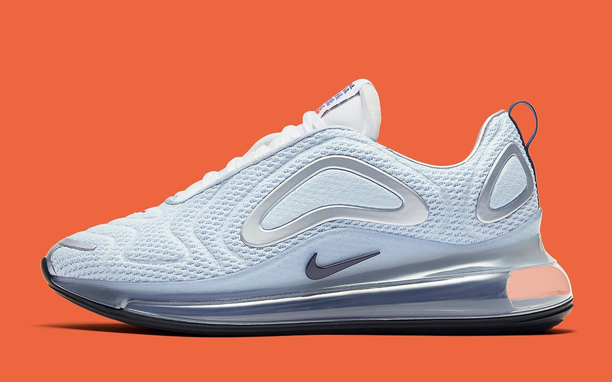 Available Now This Nike Air Max 720 Tributes the OG Nike