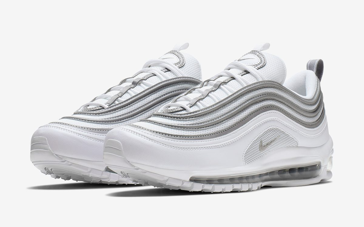 Available Now! // This New Air Max 97 is a Lock for Your Summer Rotation