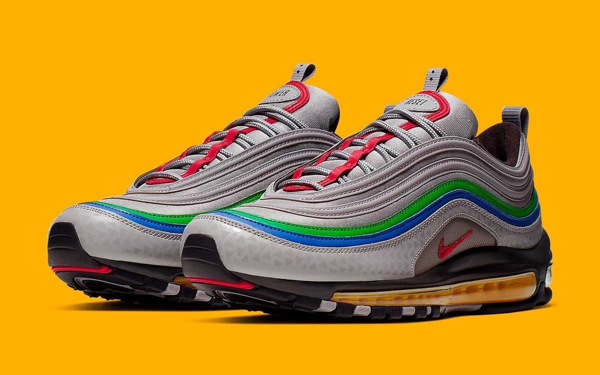 "Air Max 97 ""Nintendo 64"" Release to Coincide with Console's 23rd Birthday"