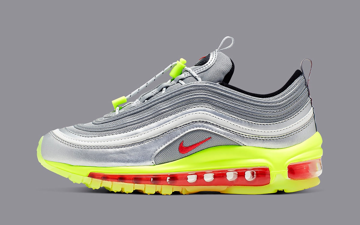 Available Now Nike Add Lace Toggles to the Air Max 97