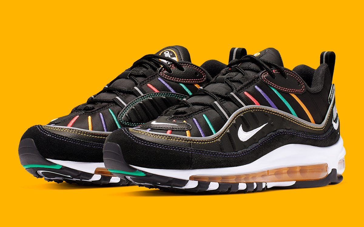 "Available Now // Air Max 98 ""Martin"""