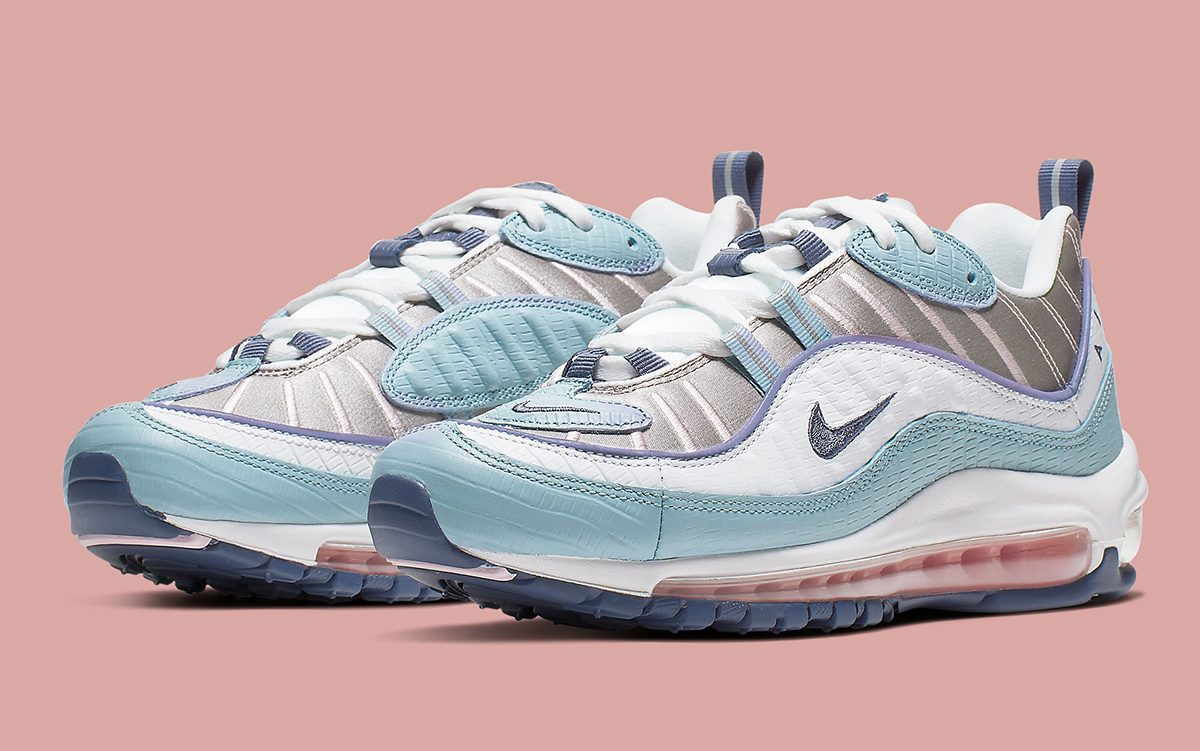 Available Now // This Air Max 98 Arrives with Heavy Ocean Inspiration