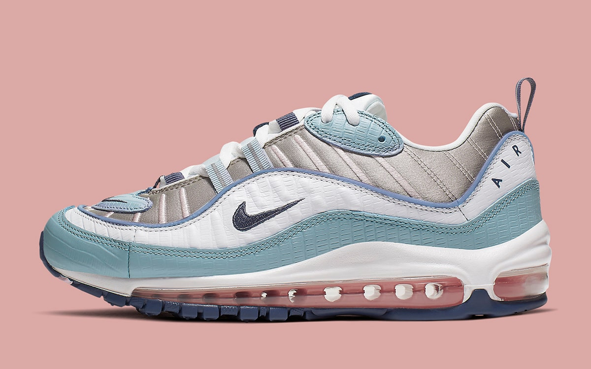Available Now This Air Max 98 Arrives with Heavy Ocean