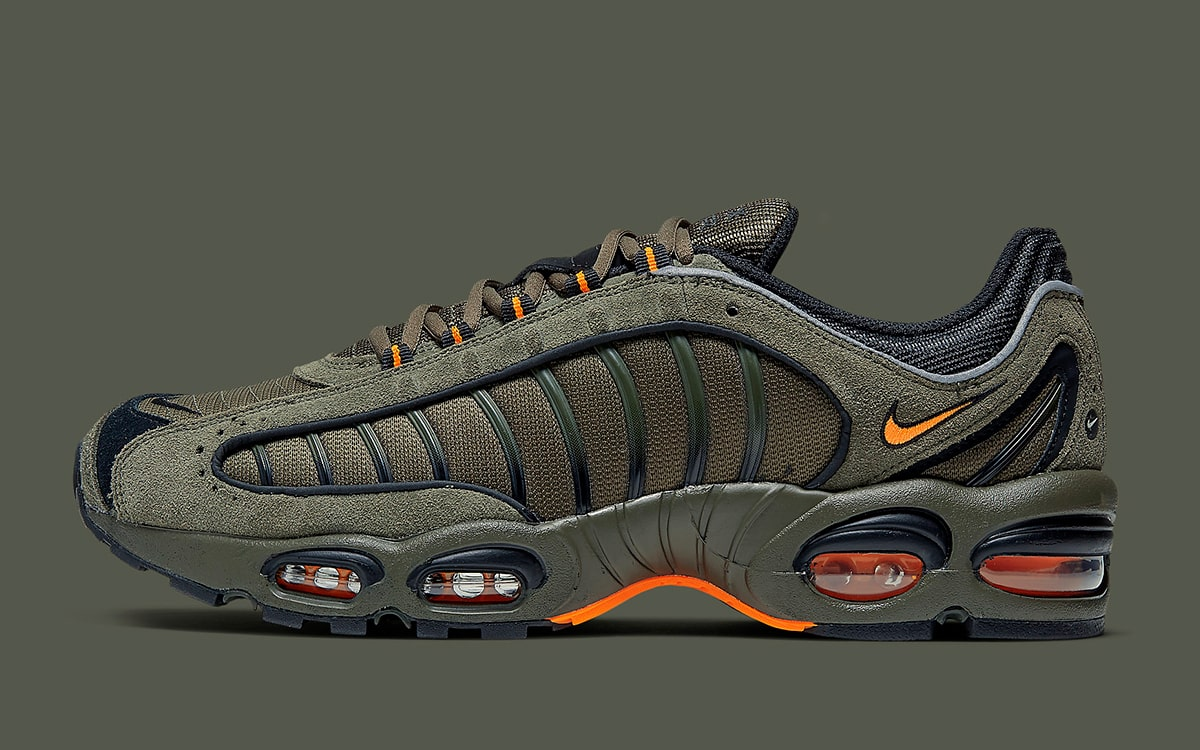 Nike Air max Tailwind IV SE (Olive Orange)