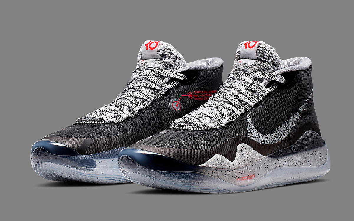 "The Nike KD 12 ""Black Cement"" Releases Next Month! - HOUSE ..."