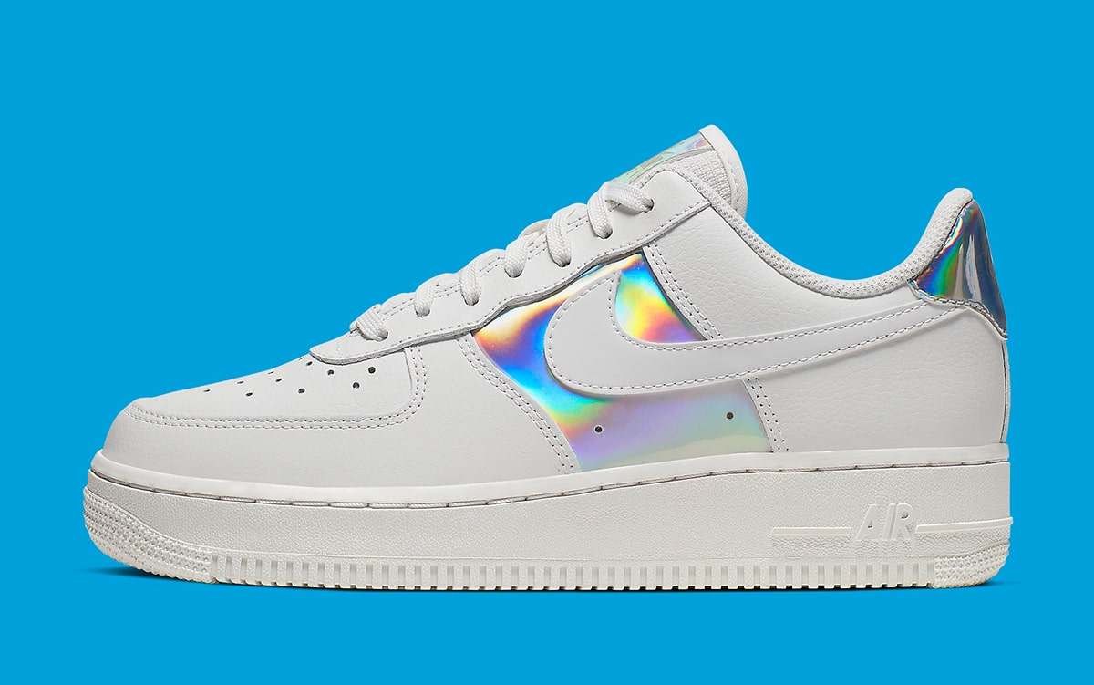 save off 5eeda 4576b Nike to Release 4-pack of White Iridescent Classics this ...