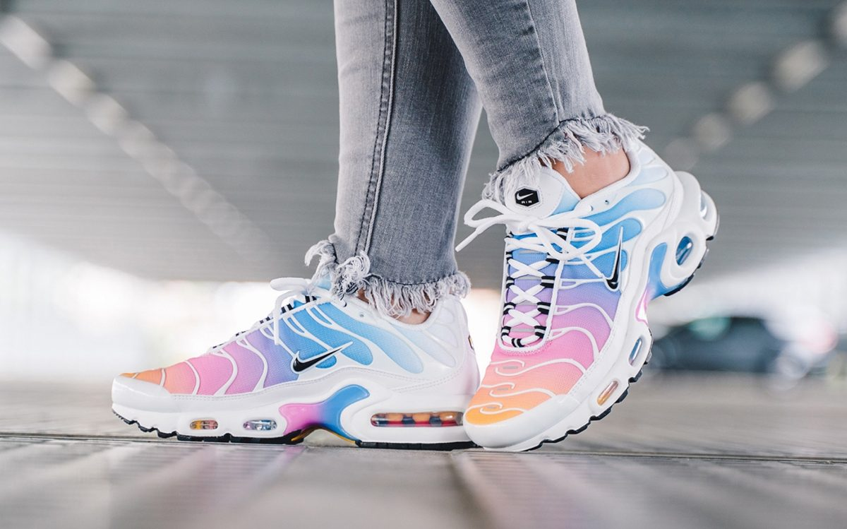 Available Now Nike's Popular Air Max Plus Appears With