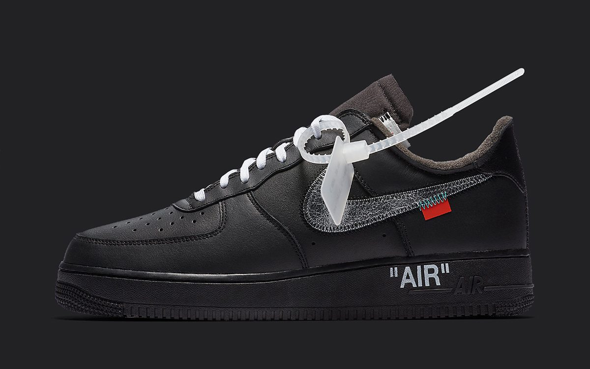 Looks Like We Ll Be Getting A Snkrs Release Of The Off White X
