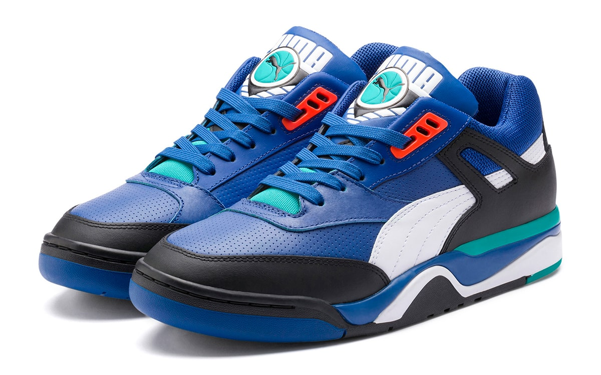 Available Now PUMA Palace Guard Pops Up in a Very 90s