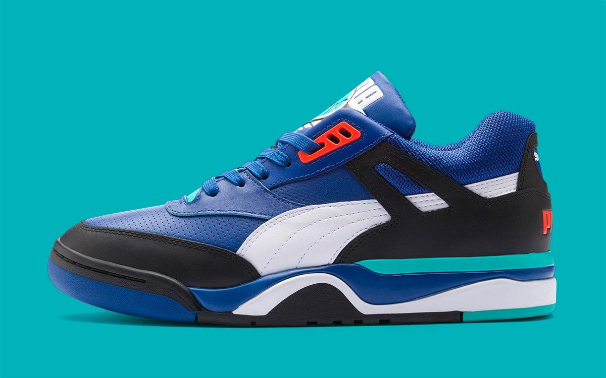 Available Now // PUMA Palace Guard Pops Up in a Very 90s Palate