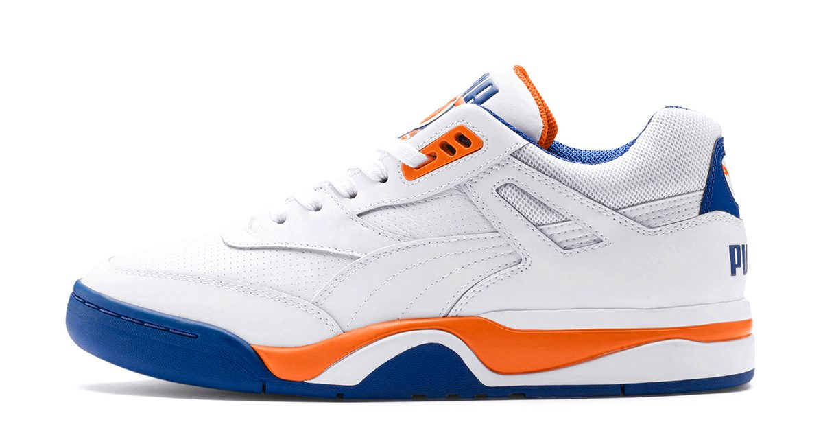 PUMA Knock Out a Knicks Colorway of the Palace Guard
