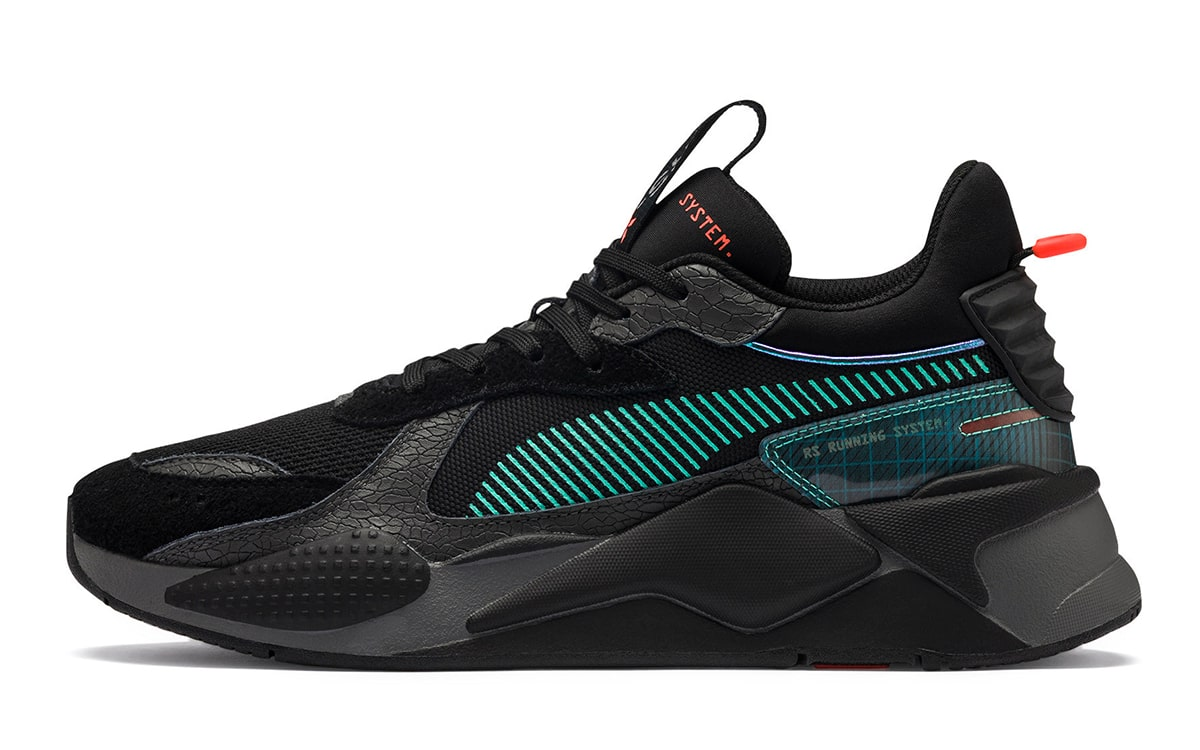 Available Now Puma Rs X Quot Blade Runner Quot Release