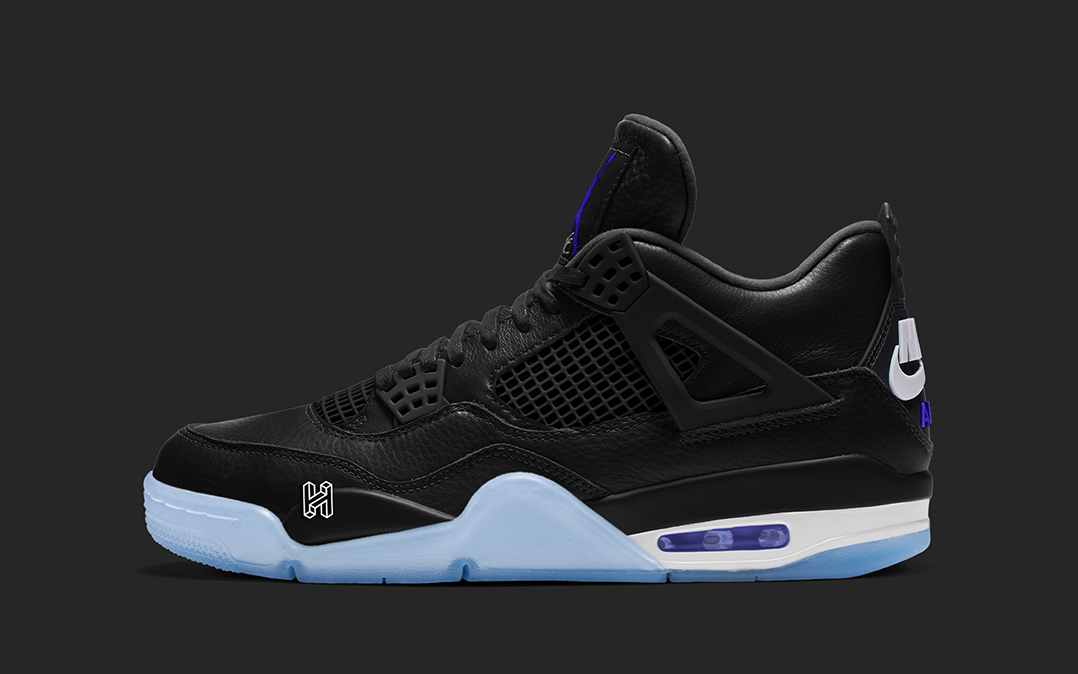 separation shoes db165 55c09 Concept Lab // Air Jordan 4