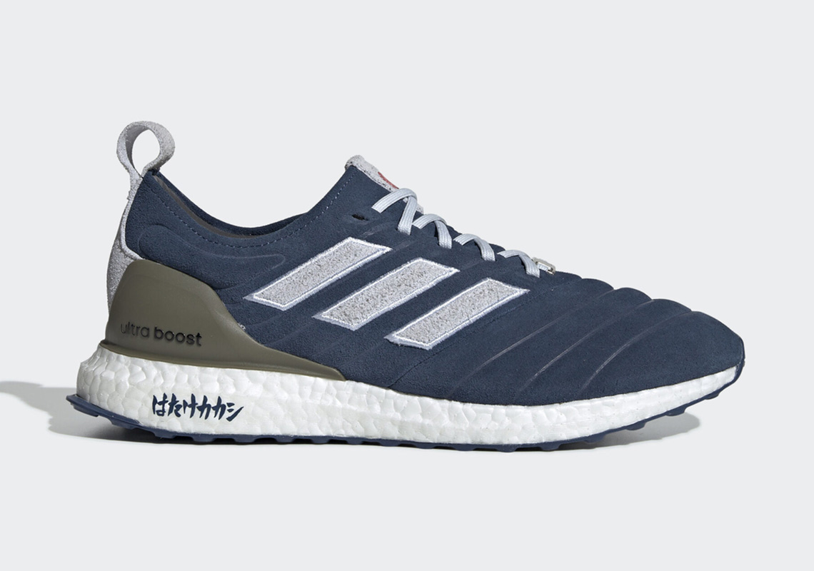 The Next Naruto x adidas Sneaker is Revealed: Kakashi Hatake
