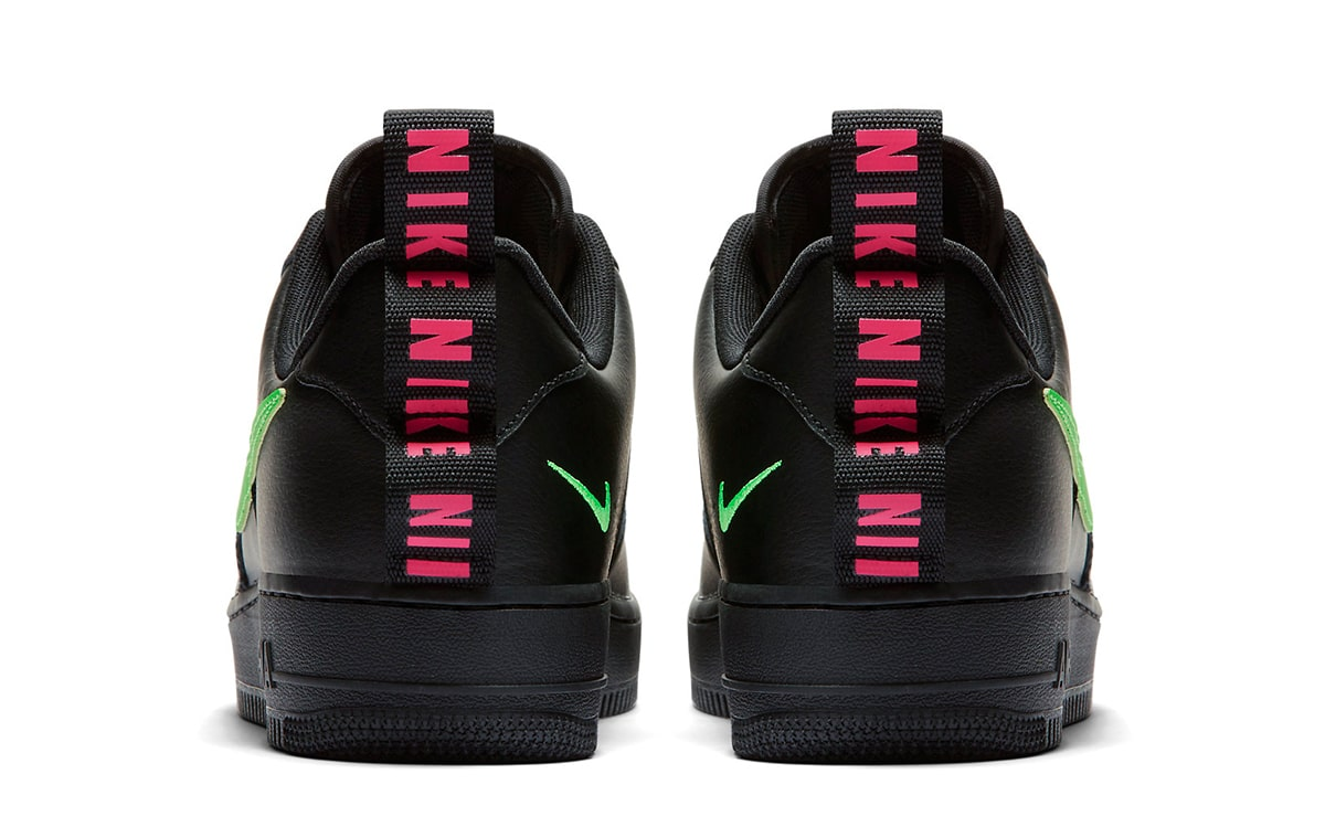 The New Nike Air Force 1 Lv8 Ul Comes Inspired By Euro Diskoteks