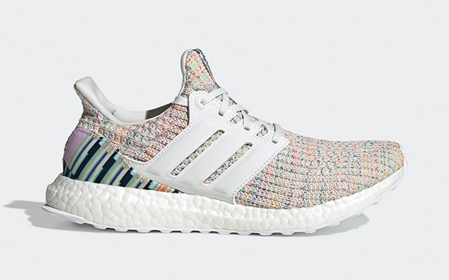 More Multi-Colored Ultra BOOSTS Make Their Way to Market Next Month