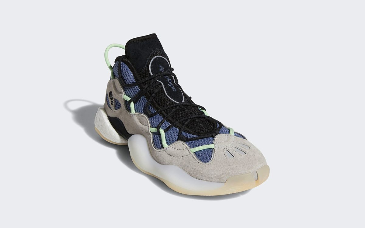 First Looks at the adidas Crazy BYW III 👀