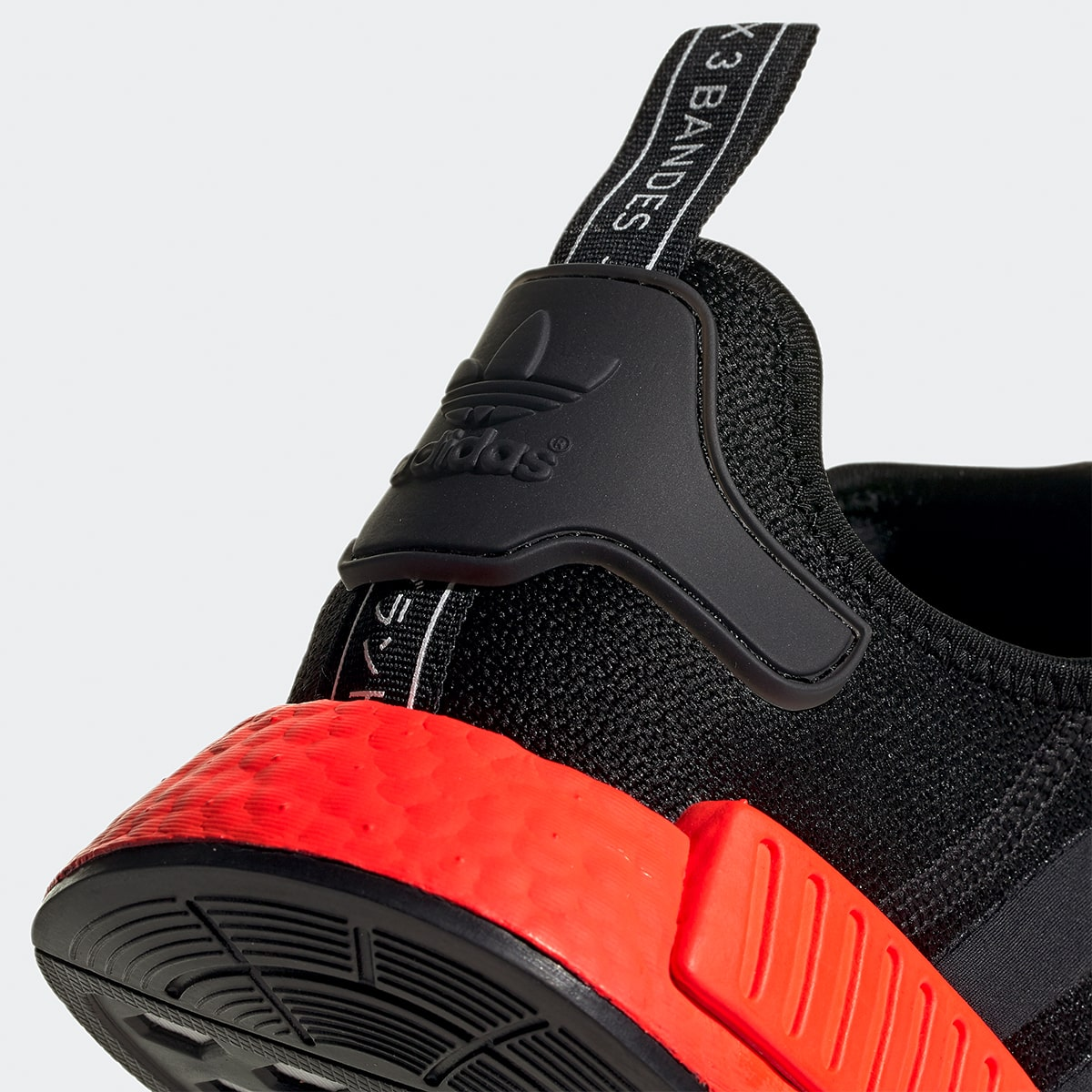Available Now Adidas Nmd R1 Rocks Red Blocked Heels House Of