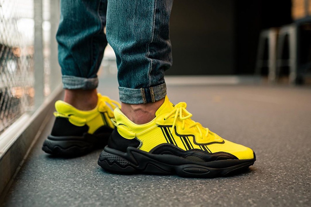 """adidas Ozweego """"Solar Yellow"""" to Drop Exclusively in Europe"""