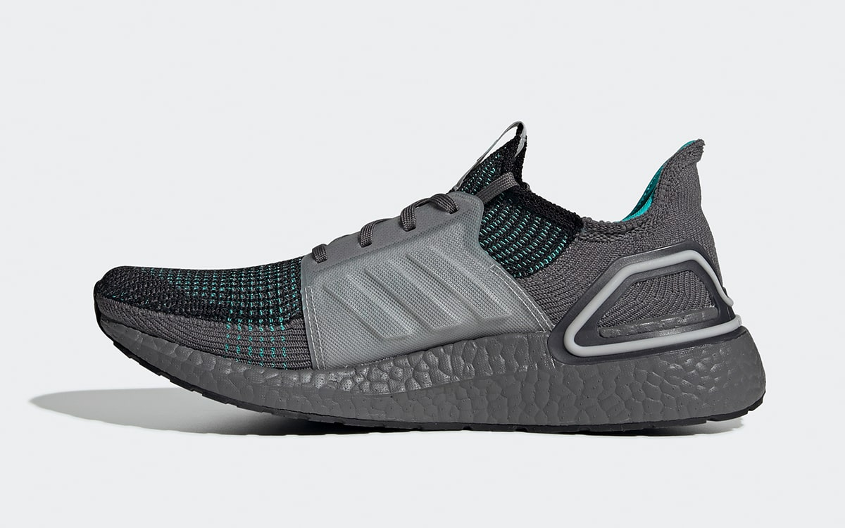 adidas Ultra BOOST '19 Takes on a Teal