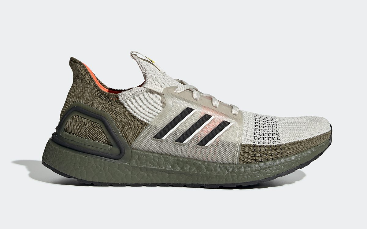 wholesale dealer f4557 6b82e Available Now // The Ultra BOOST 19 Get's Militarized ...