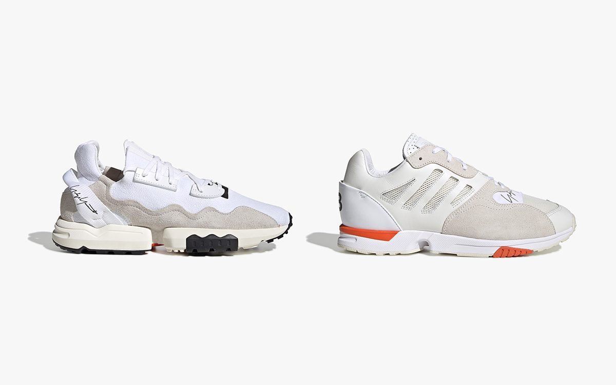Y-3 Issue a Two-Pack of Torsion-Loaded Lifestyle Silhouettes for Summer