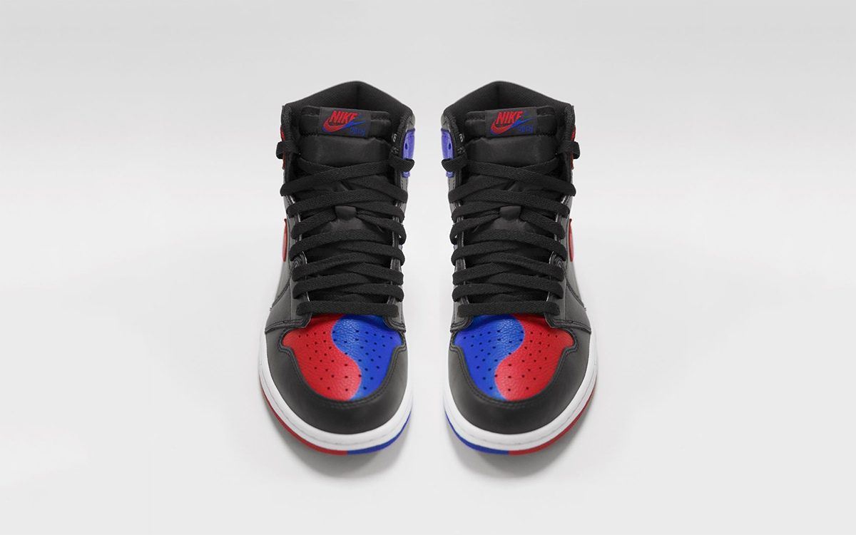 "Air Jordan 1 ""Korea"" Concept Appears for Nation's Liberation Day"