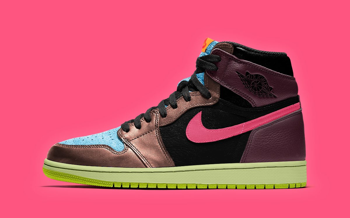 """Air Jordan 1 """"Undefeated Dunk"""" Inspired by 2005 Collaboration"""