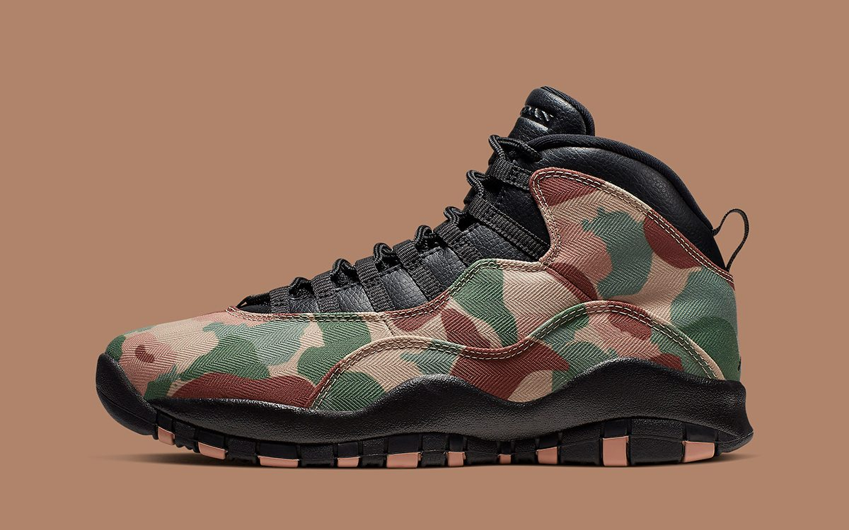the best attitude 7d1bb 41348 Official Looks at the Air Jordan 10