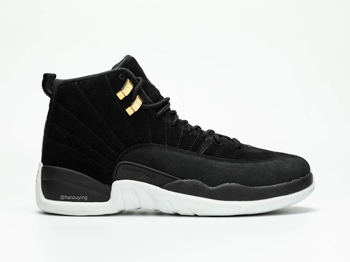 promo code 51a52 1a474 Detailed Looks at the Air Jordan 12