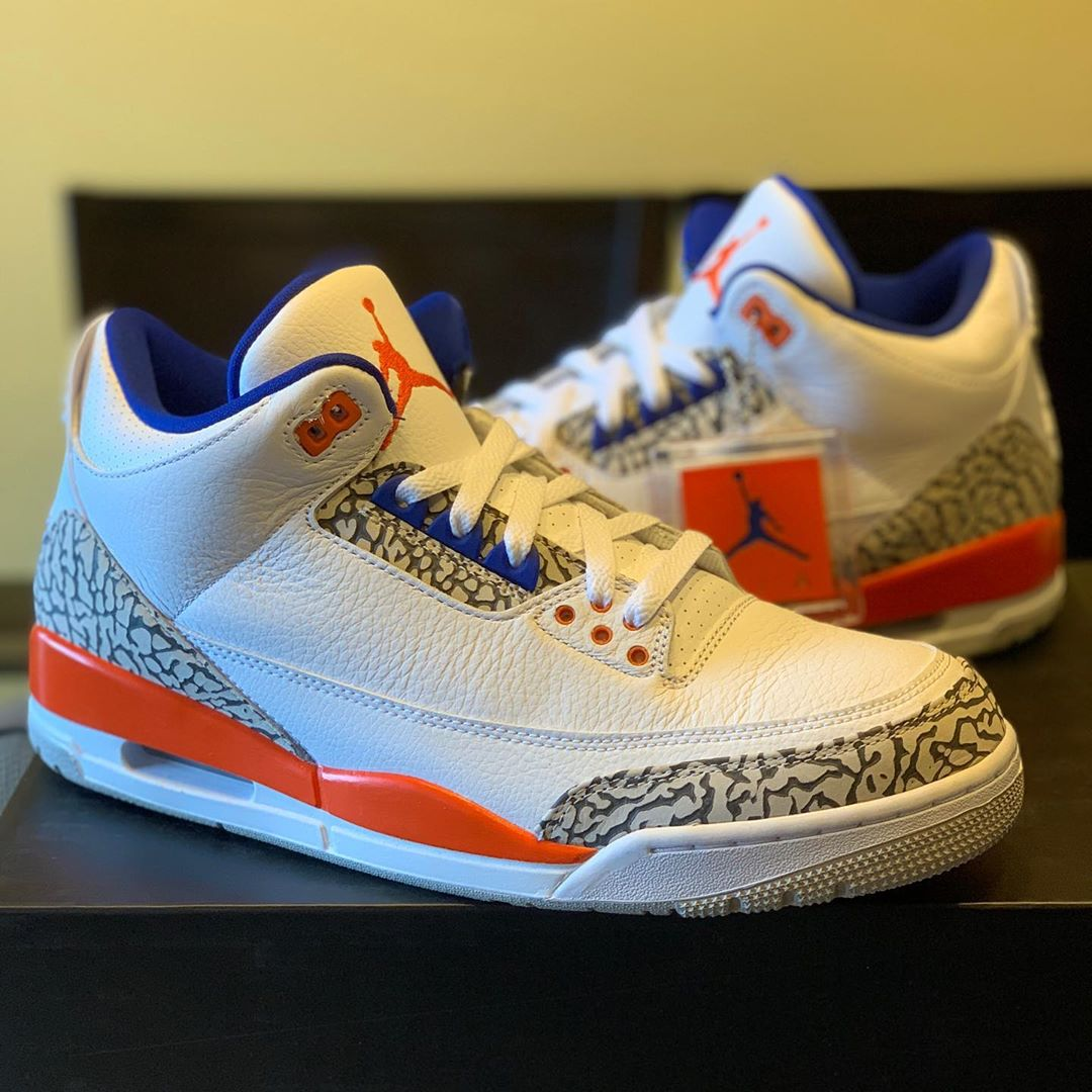 first rate 479dd 6bf30 Detailed Looks at the Air Jordan 3