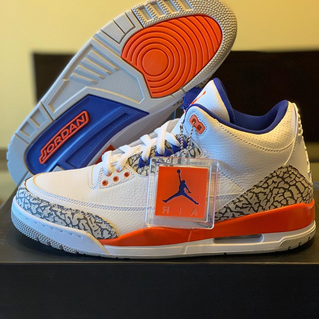 first rate cbc07 09786 Detailed Looks at the Air Jordan 3