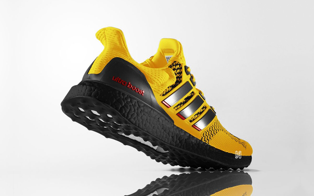 """Concept Lab // adidas Ultra BOOST """"Bruce Lee"""""""