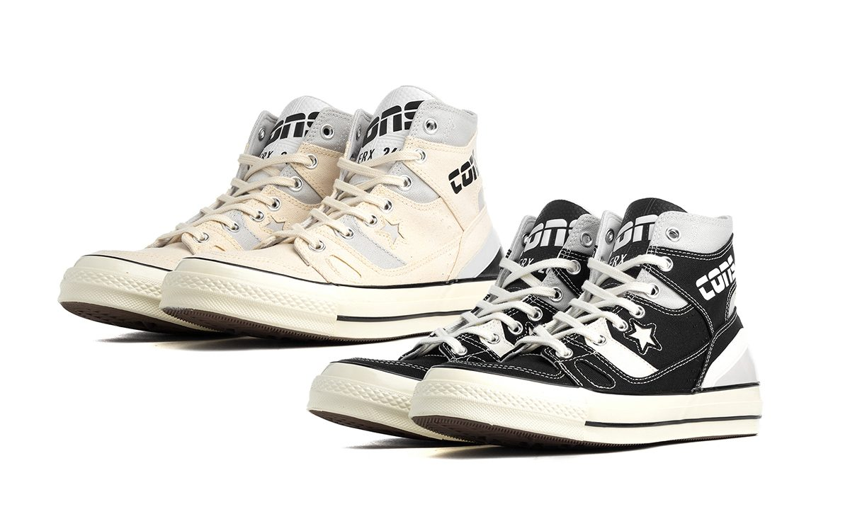 Converse Combine the ERX260 and Chuck 70 For All-New Hybrid Silhouette