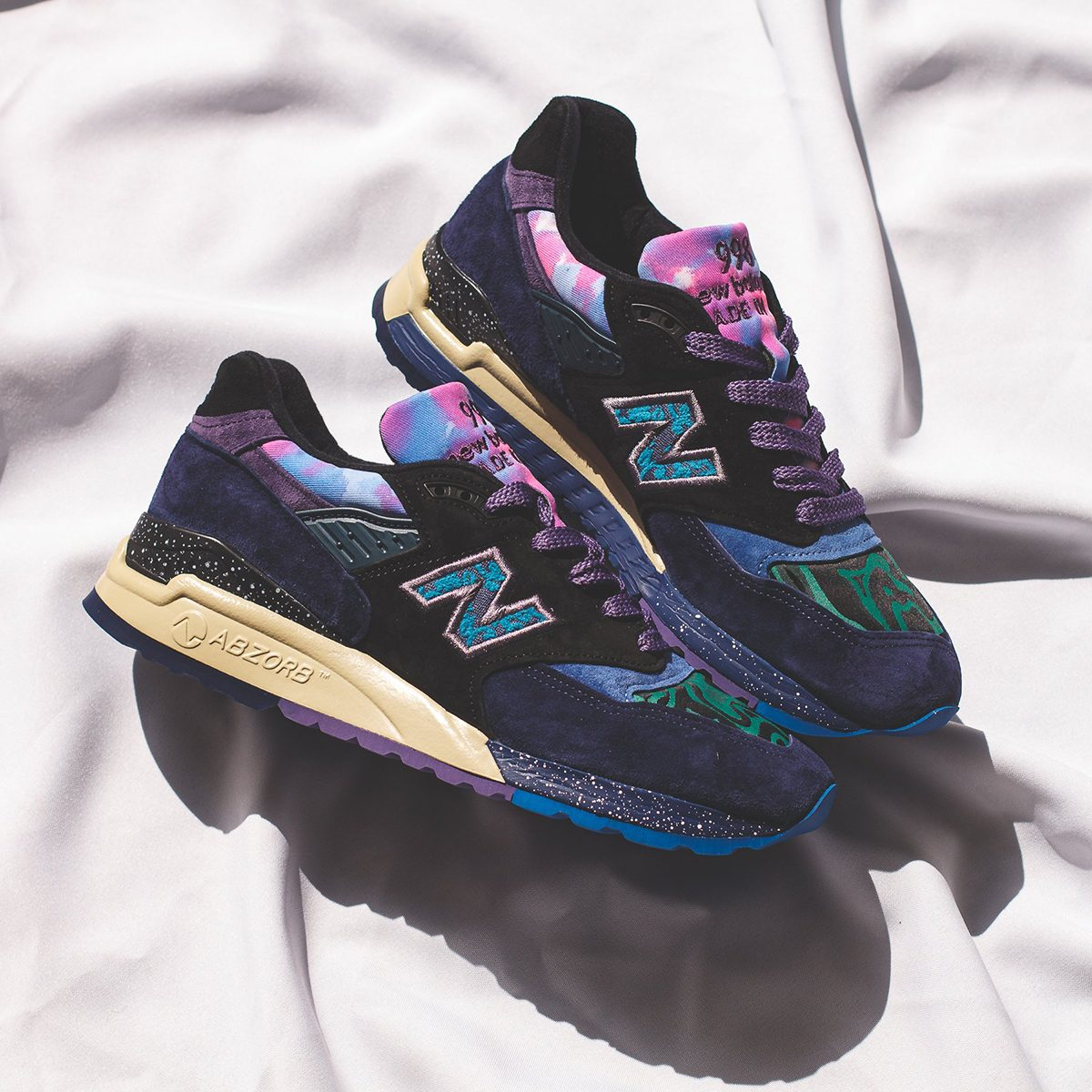 "Available Now // New Balance 998 Made in USA ""Galaxy"""