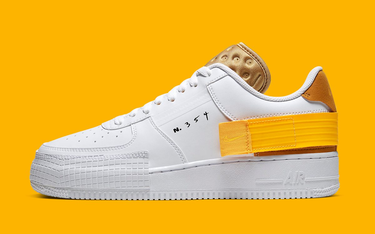 The Nike AF1 Type Just Dropped in Two New Colorways HOUSE