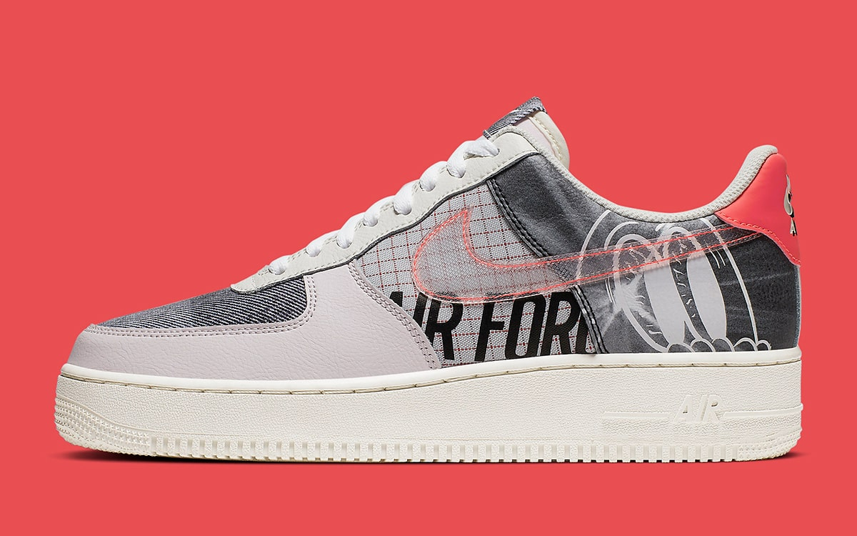 air force 1 graffiti