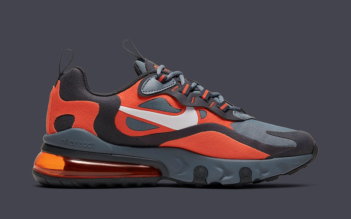 "Nike Air Max 270 React ""Oregon State"" on the Way"