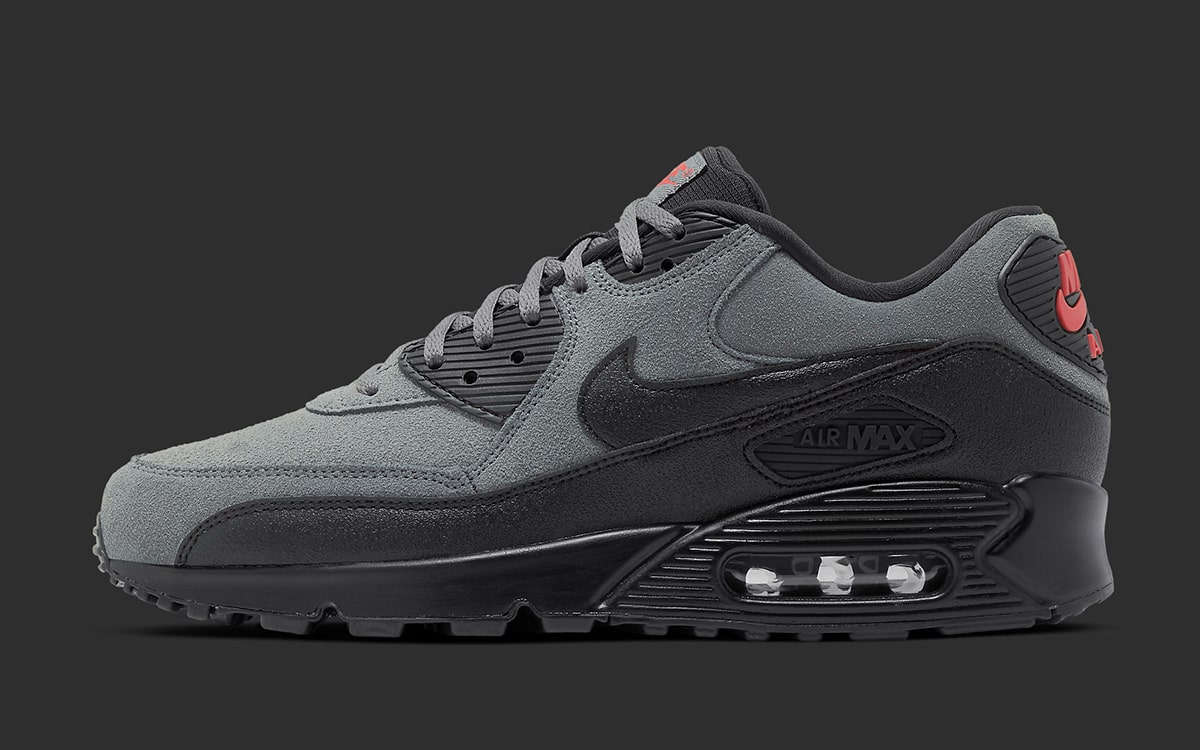pizarra Abigarrado Hacia arriba  Grey Suede Nike Air Max 90 Essential Arriving for Fall - HOUSE OF HEAT |  Sneaker News, Release Dates and Features