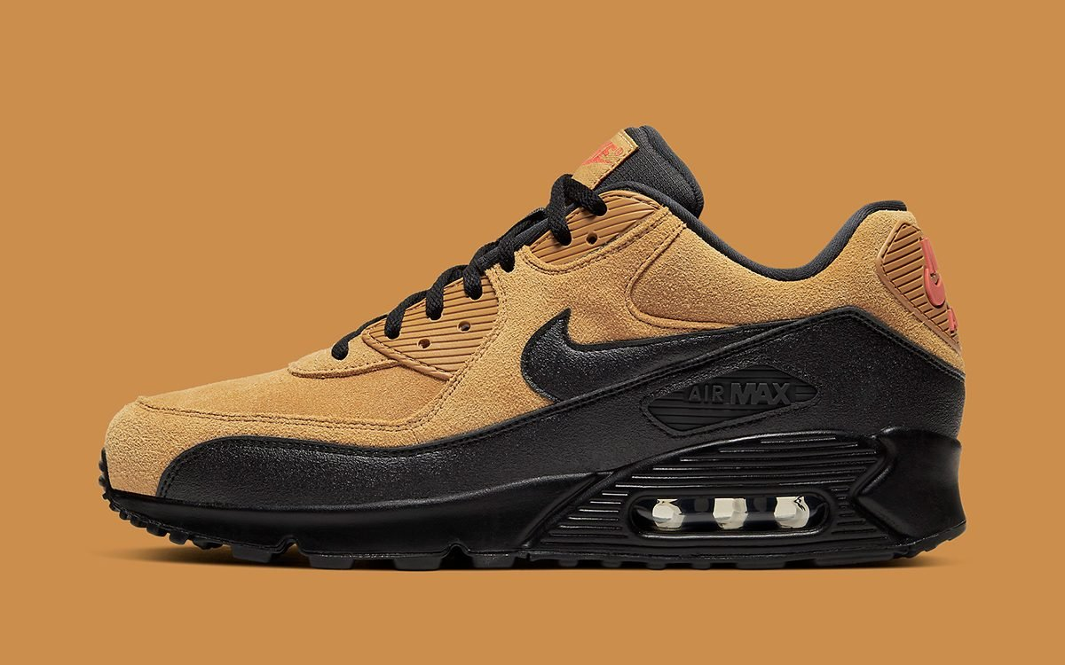 Wheat and Black Nike Air Max 90 Arriving For Fall HOUSE OF