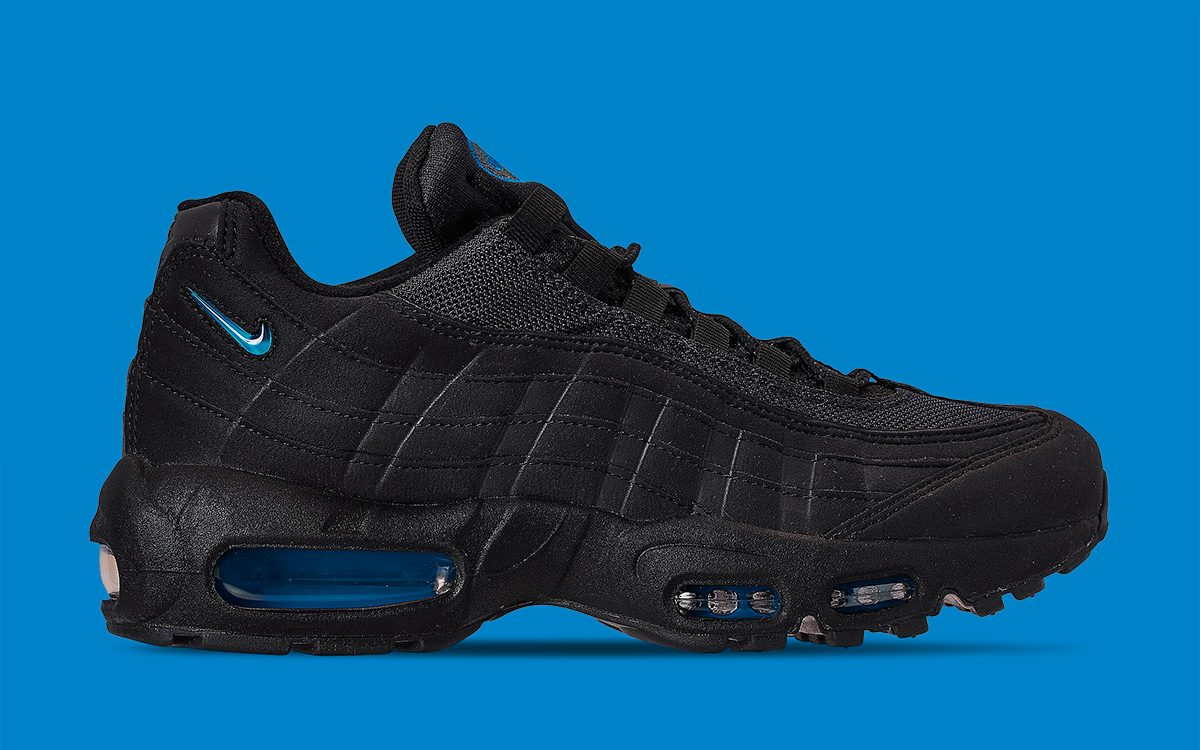Available Now Nike Air Max 95 Imperial Blue House Of Heat