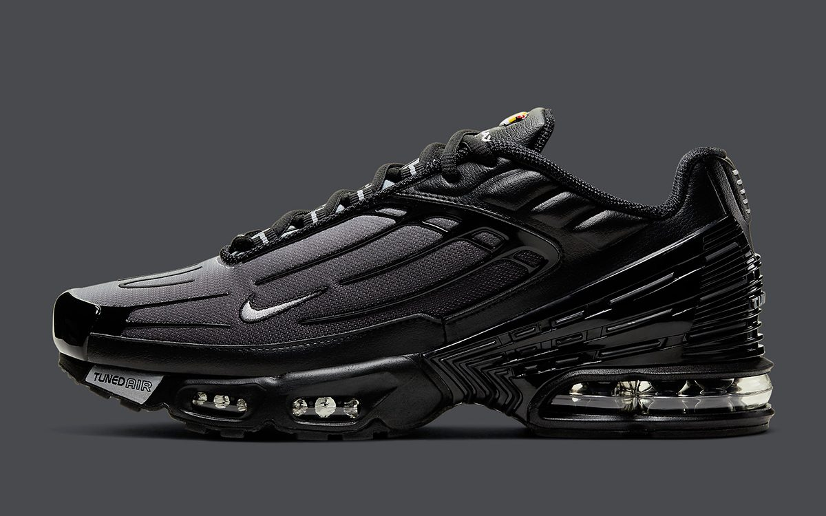 The Air Max Plus 3 BlackWolf Grey Releases Next Week