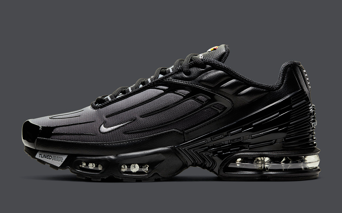 The Air Max Plus 3 Black/Wolf Grey Releases Next Week ...