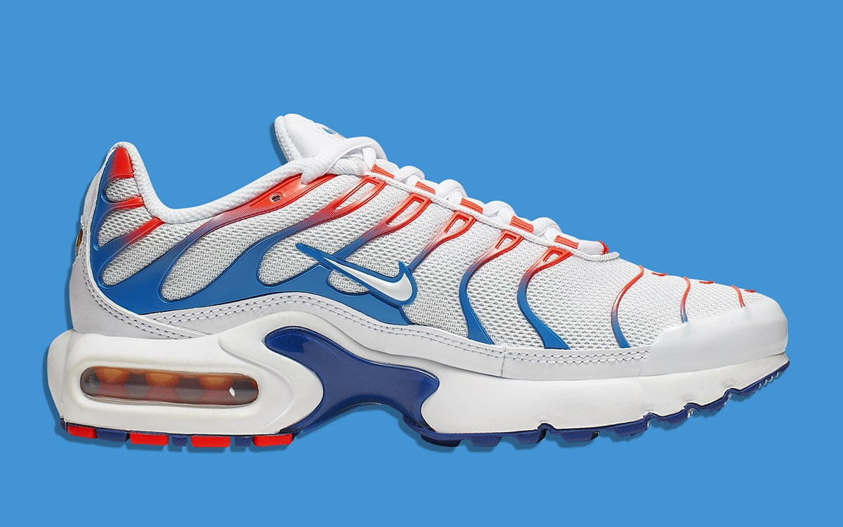 3d Glasses Theme Hits The Nike Air Max Plus House Of Heat