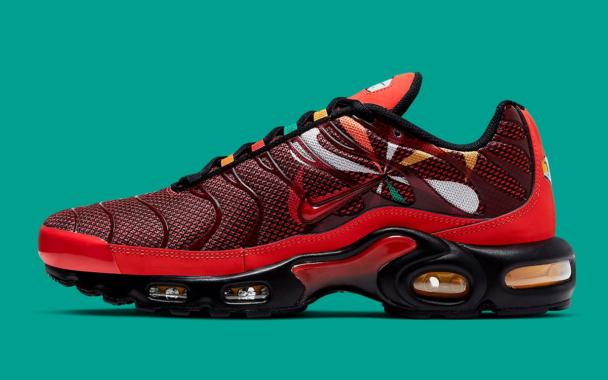 Official Looks At The Nike Air Max Plus Sunburst House Of Heat