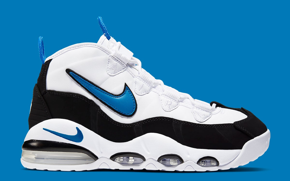 Available Now The Nike Air Max Uptempo 95 Looks Magical