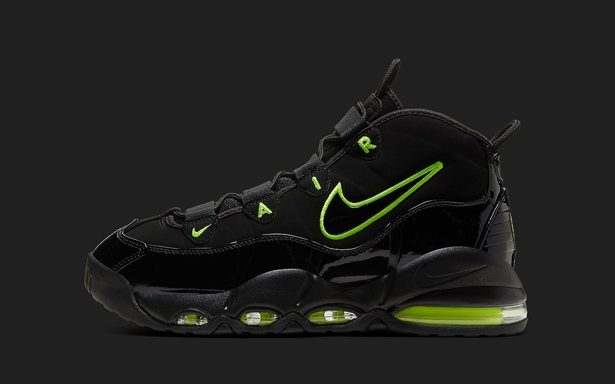 The Air Max Uptempo Checks Back in with