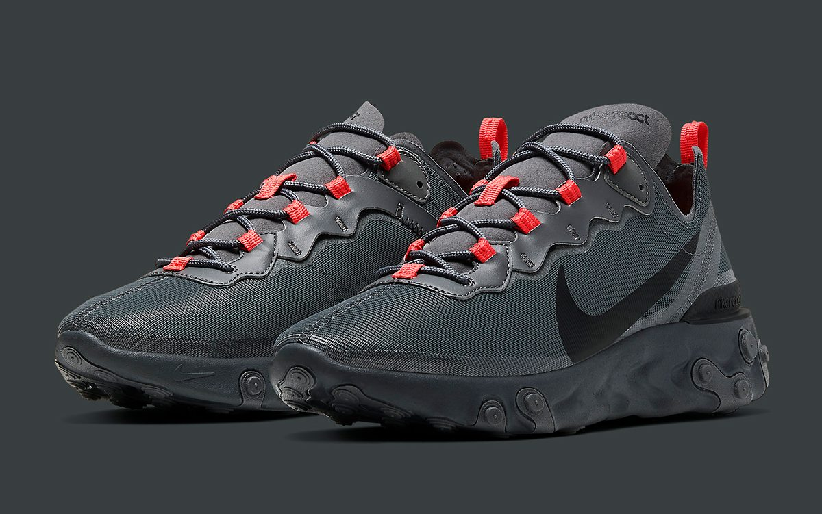 Available Now // Nike React Element 55