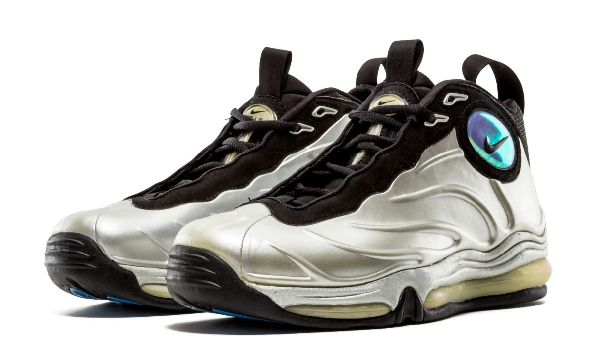 Abrumar Santuario Gruñido  Tim Duncan's Nike Total Air Foamposite Max to Retro in 2020 - HOUSE OF HEAT  | Sneaker News, Release Dates and Features